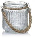 Žvakidė-žibintas stiklinė 10.5x10 cm 871125249384