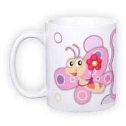 Standard white mug (300 ml)