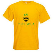 Men T - shirts with photo (Yellow)