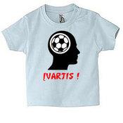 Детские футболки с вашими фотографиями, заметки, синий