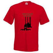Men's T-shirt, brown