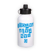 Спортивная бутылка. Белая (500ml.)