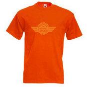 Vyriški marškinėliai, oranžiniai