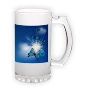 Matinio stiklo bokalas (500 ml)