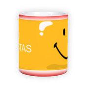 Magiškas puodelis. Raudonas (300 ml)