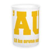 Porcelain mug (250 ml)