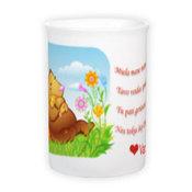 Порцеляновая чашка (250 мл)