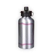 Sport bottle. Silver (500 ml)