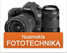 Fototechnikos nuoma