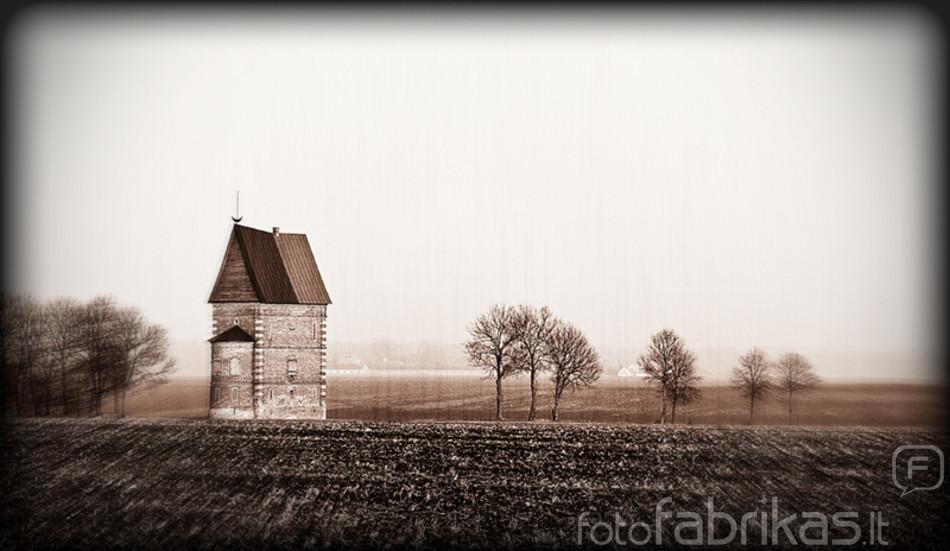Dvaro bokštas