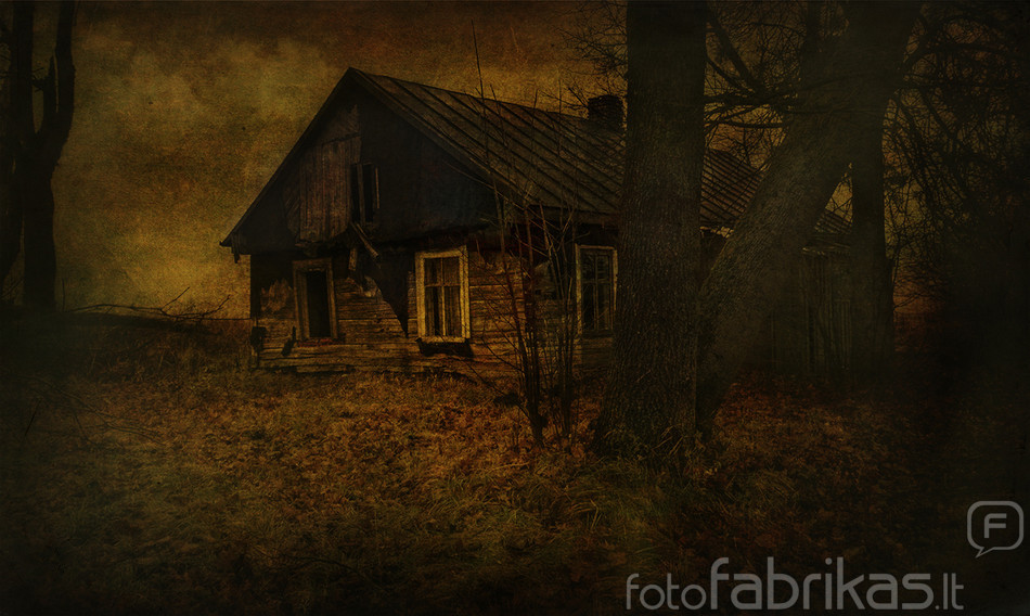 Seno namo vaiduoklis