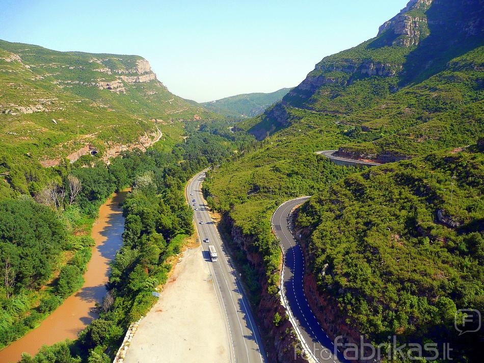 Katalonijos kraštovaizdis