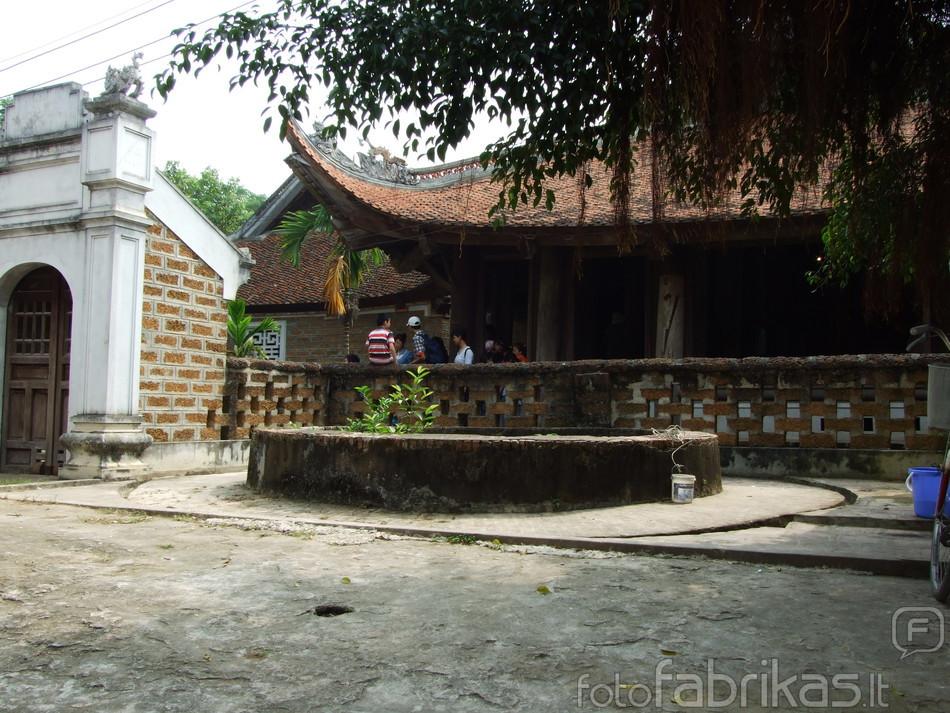 Duong Lam kaimo bendruomenes namas