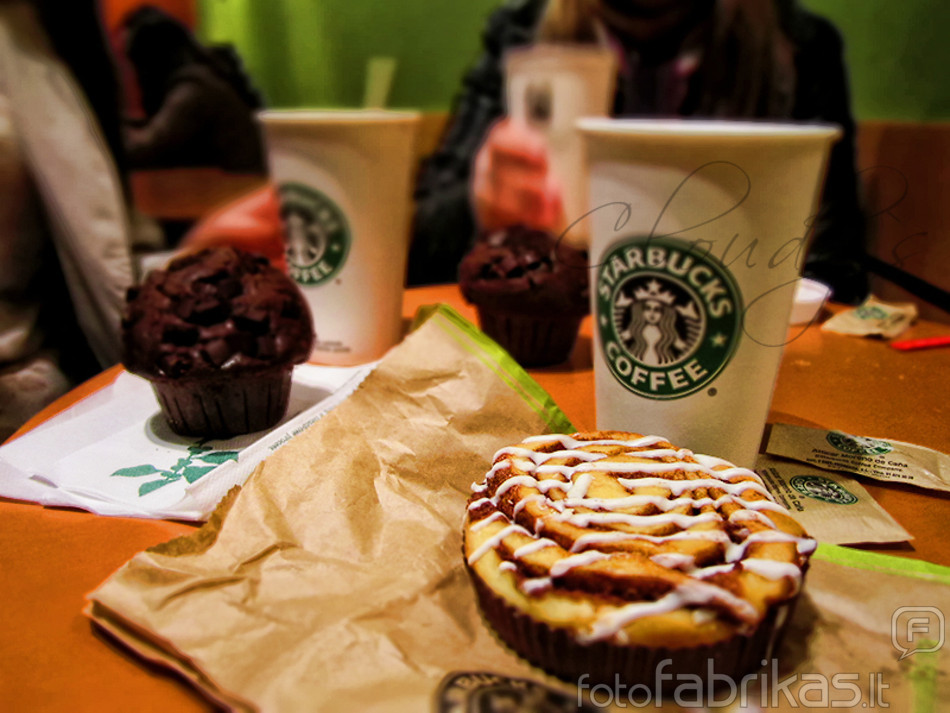 in love with starbuck