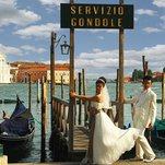 Vestuvės Venecijoj