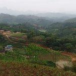 kaimelis kalnuose