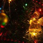Ant Kalėdinės eglutės...
