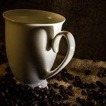 Meilė kavos burtams...