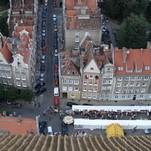 Ant Gdansko katedros stogo 2007.08.JPG