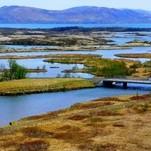 Islandijos peizažas