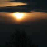 Vakaras virš Kauno